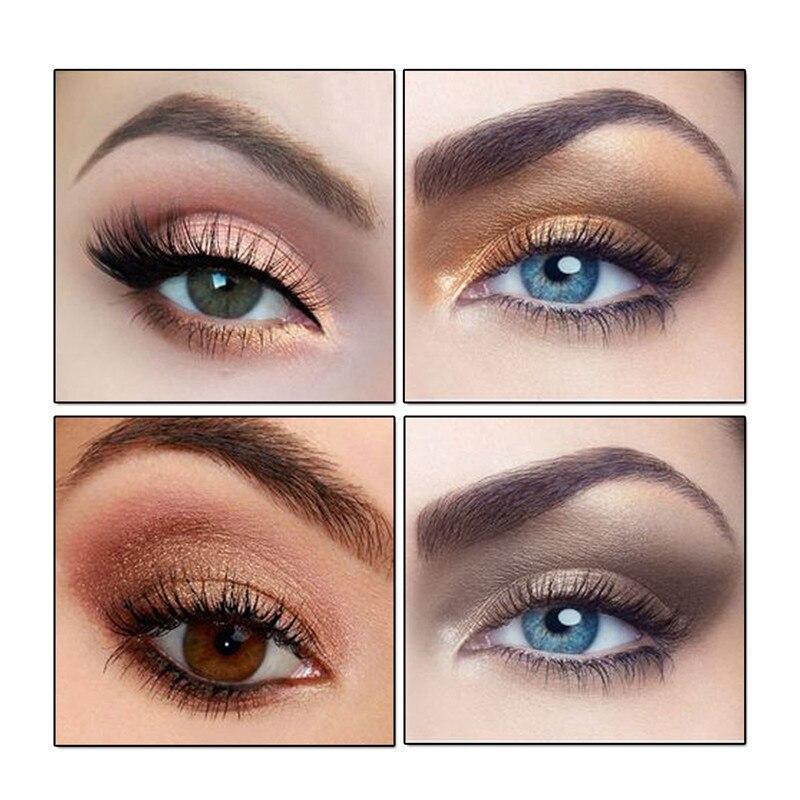 FOCALLURE Professional Eyeshadow Makeup Matte Eye Shadow Palette ...