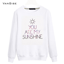 VanGise Autumn hoodies men brand clothing male sweatshirt men's O-neck long sleeve hoodies tracksuit tee streetwear sunshine