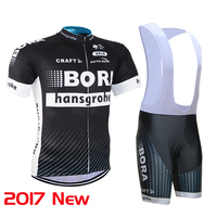 2017 TEAM BORA Ropa Ciclismo Cycling Jersey Bike Bicycle Mtb Cycling Clothing