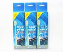 10 حزمة/وحدة الرطب الاستشعار CMOS CCD مسحة الأنظف ل D SLR ، فلاتر ، عدسة البصريات ، LCD لكاميرا PAD تنظيف CCD/CMOS مسحة