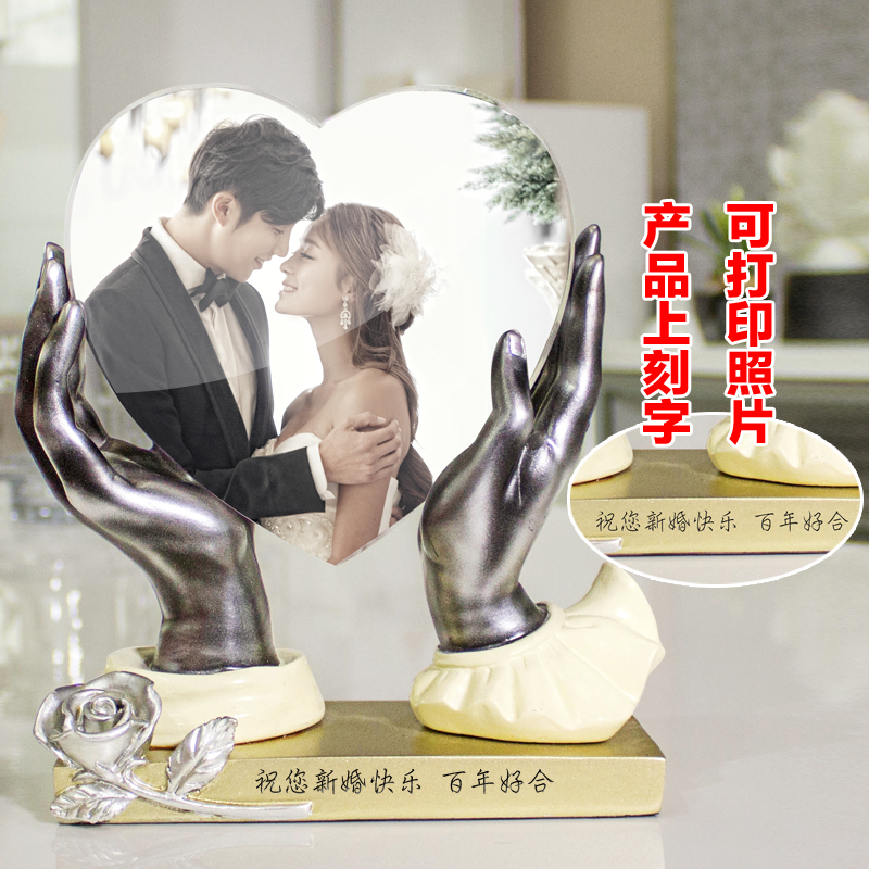 Wedding Gifts For Couples Getting Married Abroad : Bestie friends gifts wedding gift crystal engagement anniversary ...