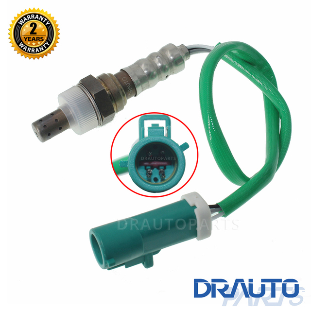 Ford Focus Oxygen Sensor Wiring - Trusted Wiring Diagram