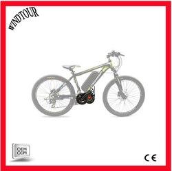 دراجة كهربائية منتصف المحرك كيت مع 450/600 واط قوة كبيرة