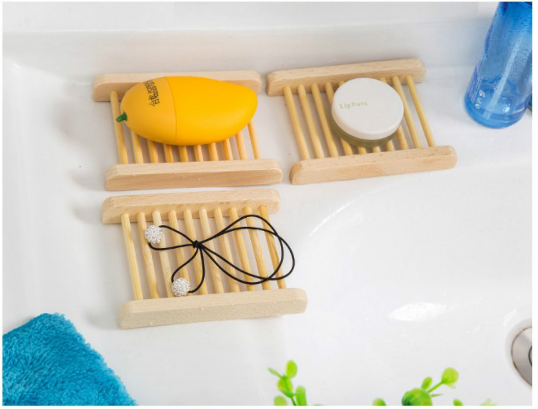 online get cheap modern dishes aliexpresscom  alibaba group - natural wood soap dish wooden soap tray holder storage soap rack plate boxcontainer for bath