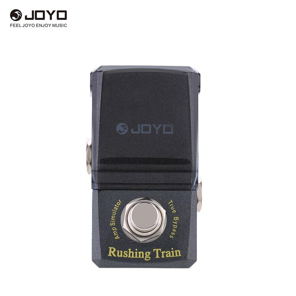 joyo jf 306 rushing train amp simulator mini electric guitar effect pedal with knob guard true. Black Bedroom Furniture Sets. Home Design Ideas