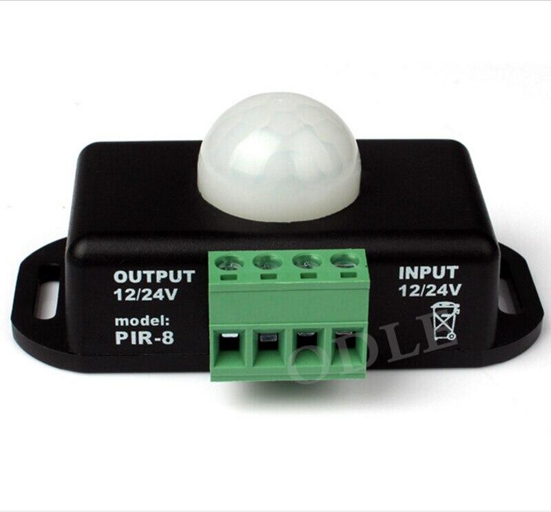 Low Voltage Dc12 24v Led Body Sensor Ir Infrared Sensors