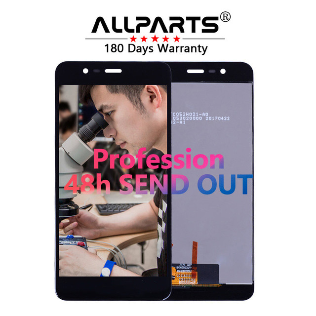 Tested 5.2'' For Asus Zenfone 3 Max ZC520TL Display Touch Screen Digitizer Assembly X008D For Asus Zenfone 3 Max ZC520TL Display