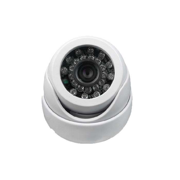 Audio HD 960P 1.3MP Dome IP Camera Whtie Plastic Network Onvif P2P Indoor Security 24IR Night Vision 2 Way Audio hd 960p 1 3mp ip dome camera p2p network indoor security 3 ir night vision board lens 2 8mm