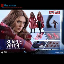 Hot Toys MMS370 Captain America: Civil War 1/6th scale Scarlet Witch Collectible Figure Specification 1/6 Scale Collectible Toys