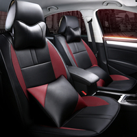 2017 new car seat four seasons general skin full package automobile general cushion seat covers auto supplies