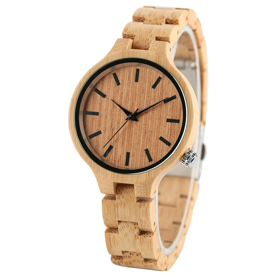 nature full wooden women watches42