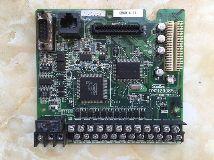 Frequency converter shf-7.5 K board CPU board control board DMC12008B 7.5KW frequency converter shf 7 5 k board cpu board control board dmc12008b 7 5kw