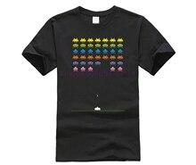 Space Invaders T Shirt все цены