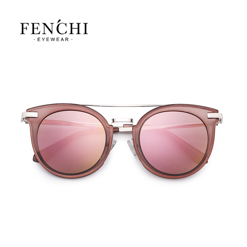 2019 new polarized lady sunglasses fashion trend frame series sunglasses 2