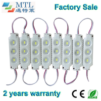 SMD5730 Outdoor LED Module 12V Back Lighting For Channel Letters Light Boxes 200PCS Lot IP65 Waterproof