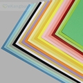 20 Colors 16K 32K Color Paper 230gsm Cardstock Handicraft Paper