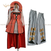 Kisstyle Fashion Higurashi When They Cry Higurashi no Naku Koro ni Hanyu New Uniform Cloth Cosplay Costume,Customized Accepted(China)