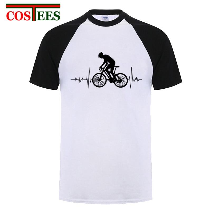 Bike Heartbeat Cycle Biker Cycling Youth /& Mens Sweatshirt