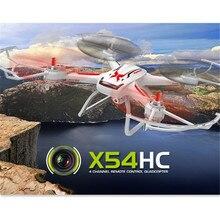Оригинал Сыма X54HC RC Мультикоптер Drone С Камерой 2.4 Г 6-осевой Вертолет Барометр Высота Режим Безголовый Режим Дрон RTF