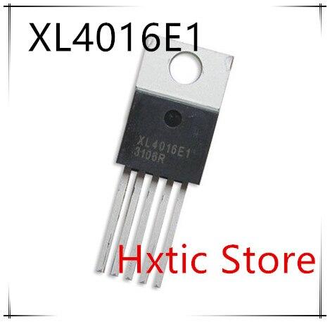 5pcs/lot XL4016E1 XL4016 TO220-5 New And Original