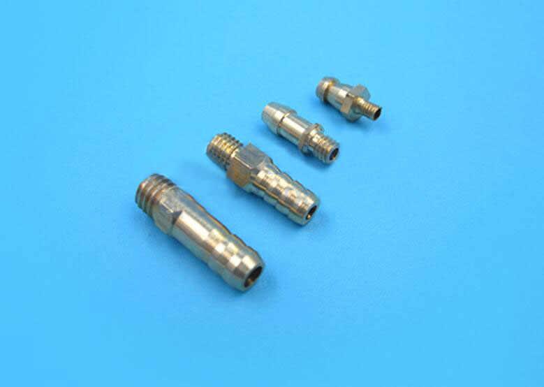 จัดส่งฟรี 10pcs RCเรือน้ำทองเหลืองCoolingก๊อกน้ำM3 M4 M5 M6 ด้ายหัวนมน้ำการใช้หัวฉีดTAP Outlet