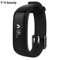Smartband Đồng Hồ Huyết Áp Bluetooth Vòng Đeo Tay Thông Minh Heart Rate Monitor Thông Minh Wristband blood pressure monitor