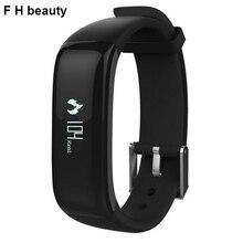Smartband Relojes de Pulsera Inteligente Bluetooth Heart Rate Monitor de Presión Arterial Pulsera Inteligente monitor de presión arterial