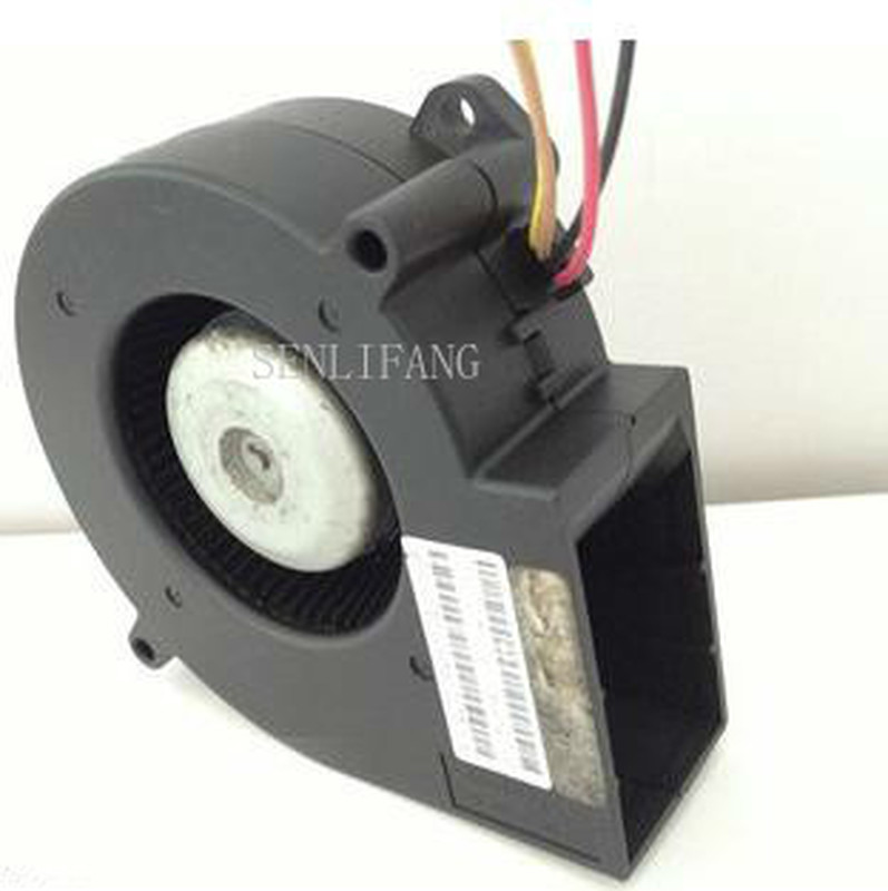 Free Shipping For SANYO 9CM 9733 12V0.75A 9BAM12MCD2-2 Double Ball 4-wire PWM Speed Control Turbo Fan