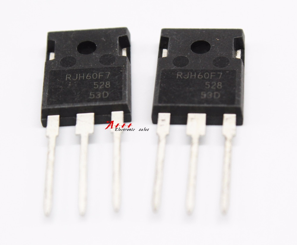 Free shipping 40PCS RJH60F7DPQ RJH60F7 TO 247