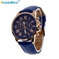 Fabulous hot sale analog quartz faux leather beautiful roman numeral watch women relogio wrist watches relojes.jpg 200x200