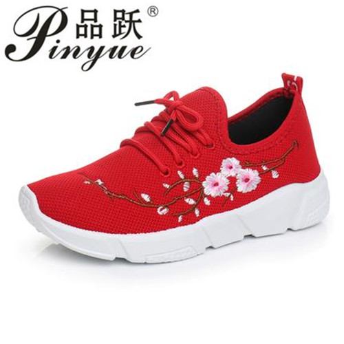 Sneakers Women Trainers Breathable Print Flower Casual Shoes Woman 2018 Summer Mesh Low Top Shoes Zapatillas Deportivas мужские кроссовки zapatillas deportivas sport shoes men sneaker ladies trainers 2015 zapatillas deportivas new 2015 unisex rubber flat sport shoes woman sneakers