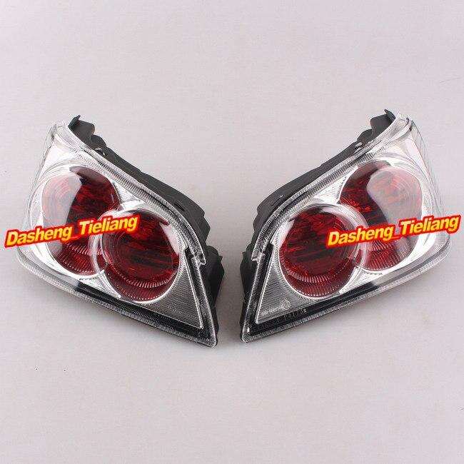 E-Marque de Queue de Moto Lumière De Frein Clignotants Lens Cover Pour Honda Goldwing GL1800 2001-2011/Or wing GL 1800 01-11 2 PCS