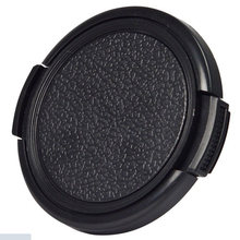 62mm Lens Cap Cover UNTUK CANON SONY PENTAX nikon dlsr kamera 62mm mount thread(China)