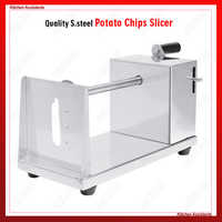ST02 manuel spirale pomme de terre trancheuse Chips Cutter cuisine légumes outils robot culinaire acier inoxydable