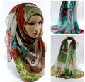 Spring women's soft  cotton over size  russia  shawls long  8 color hijab head wrap muslim scarves/scarf 10pcs/lot