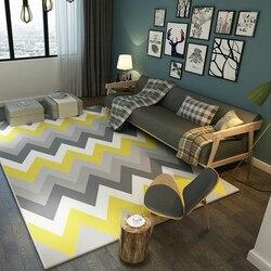 Zeegle casa tapete para sala de estar anti-deslizamento macio crianças quarto tapetes grande tamanho casa área