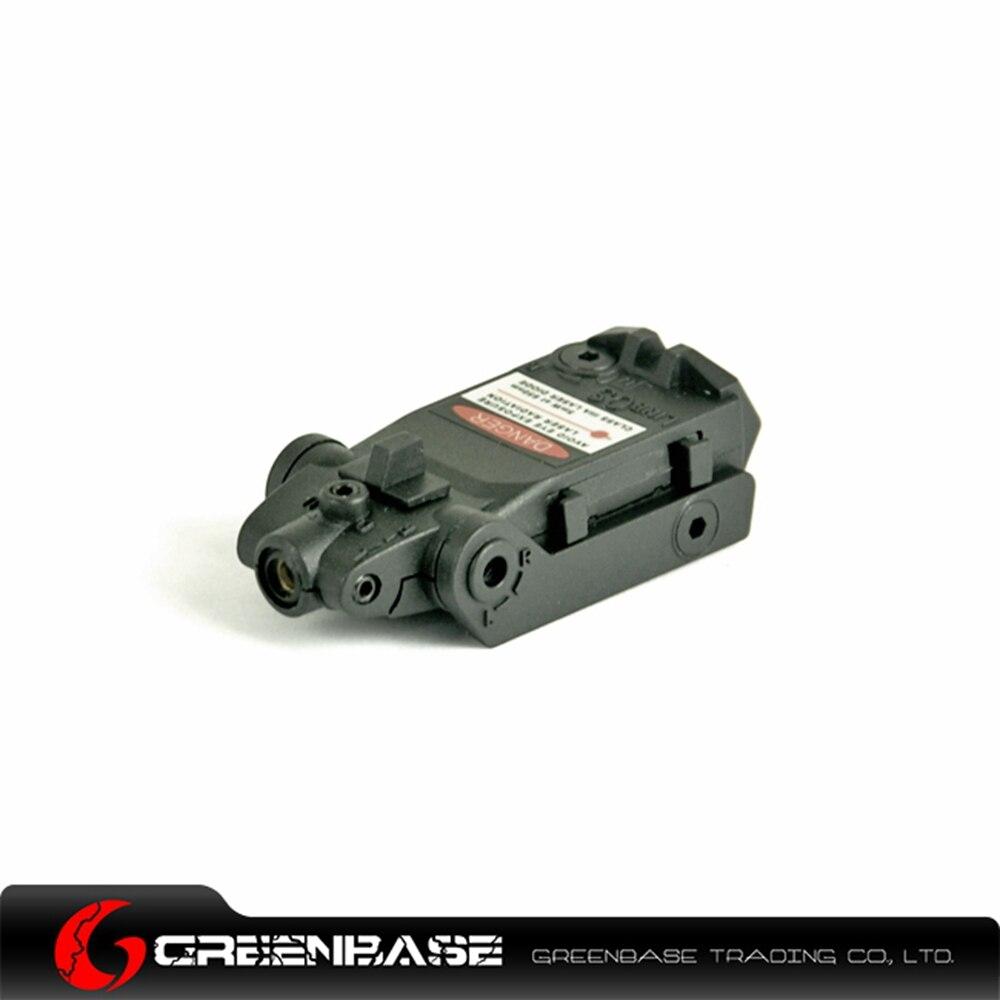 Цена за Greenbase Тактический Compack Глок Красный Лазерный Прицел Прицел Глок 17 Лазерный сфера Подходит Для Glock 17 18C 22 34 Серии Для Охоты
