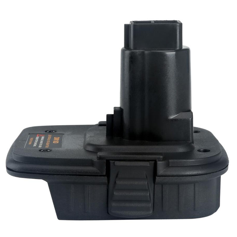 DM18D Battery Converter Adapter USB For DeWalt Tools Convert 20V Li-Ion Battery Milwaukee M18 To 18V NiCad NiMh Battery DCA1820
