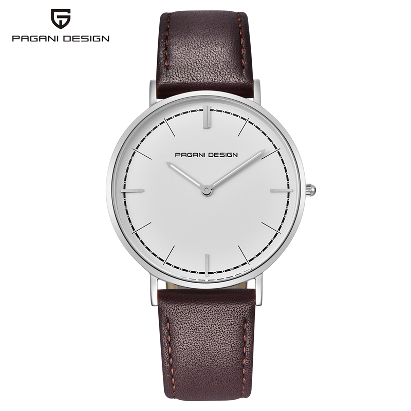 Reloj Mujer PAGANI DESIGN Watch Women Waterproof DW Style Ladies Watches Top Brand Luxury Quartz Wristwatch Gold Black Leather