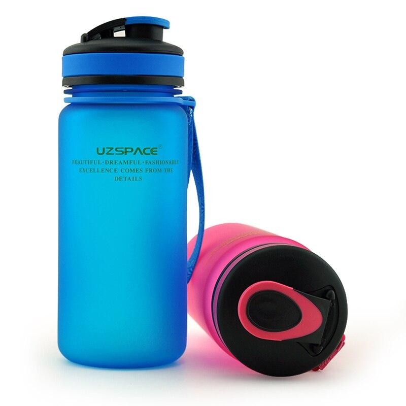 Nueva 1000 ML 650 ML 550 ML Ecológico Deportes Botellas de Agua Matorrales de Ca