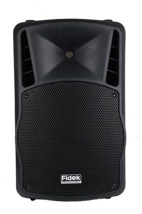 FIDEK FPX-152BT/122BT mobile speaker outdoor professional Audio Trolley speaker pull rod stereo Bluetooth 2-way speaker neutrik scnac fpx