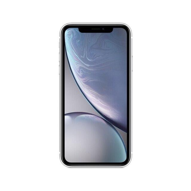 "Apple iPhone XR | 6.1"" Liquid Retina LCD Display Fully Unlocked Dual Sim Cards 4G Lte Apple Mobile Phone Smartphone 2018 1"