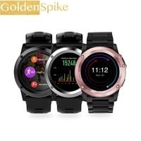 Summer Swimming H1 MTK6572 IP68 GPS Wifi 3G Camera Smart Watch Waterproof 400 400 Heart Rate