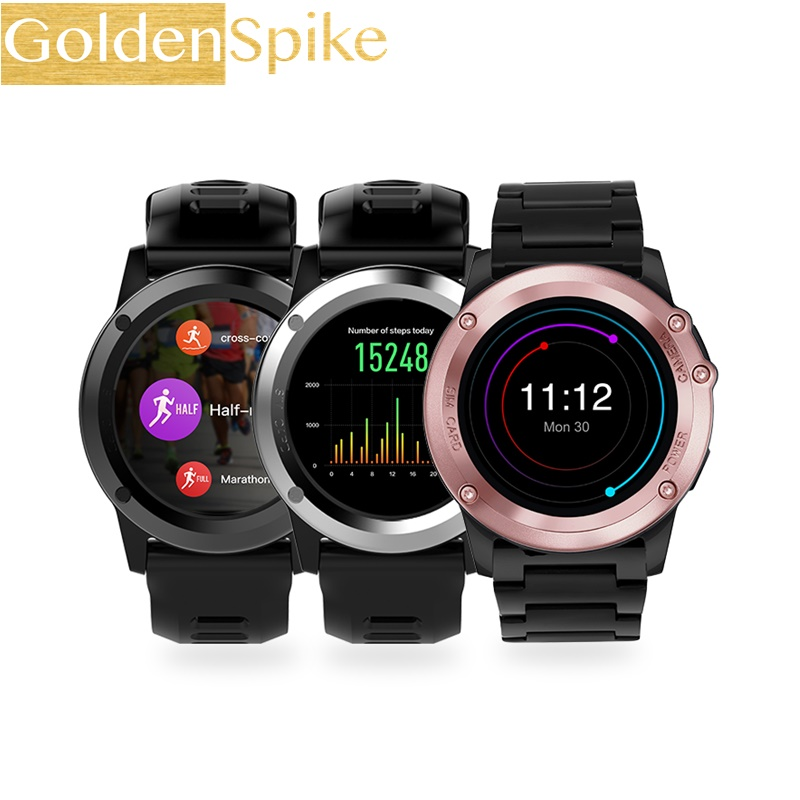 Summer Swimming H1 MTK6572 IP68 GPS Wifi 3G Camera Smart Watch Waterproof 400*400 Heart Rate Monitor 4GB 512MB For Android IOS все цены
