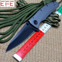 Hot Sale Kershaw 1306 Flipper Folding Knife 100 OEM Kershaw 1306RW Outdoor Survival Pocket Hunting Tools