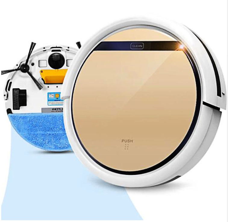 original V5s Pro Robot Vacuum Cleaner robot smart with Self Charge Wet and Dry Mopping for Wood Floor free shipping&customs