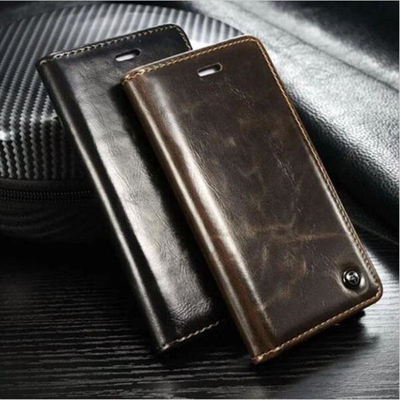 Luxury Phone Case Leather Case For Google Pixel XL 5.5 Magnet Flip Leather Holder Cover Vintage For Google Pixel 5.0