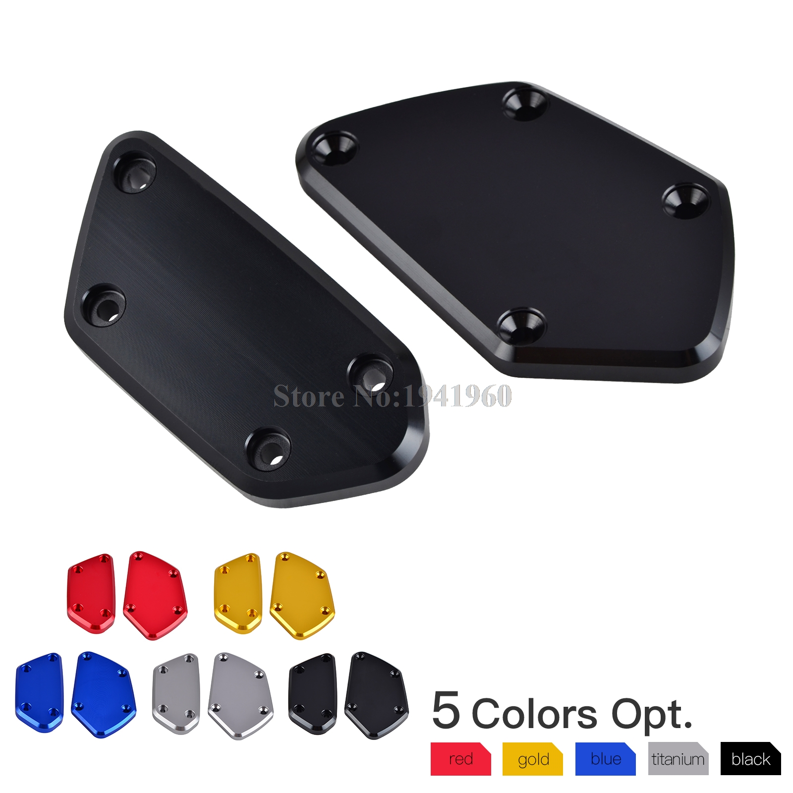 NICECNC Front Brake Clutch Fluid Reservoir Cap Tank Cover For BMW K1600GT R1200GS Adventure R1200R R1200RS R1200RT R Nine T 2017