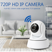 Security Home IP Camera Wi Fi 720P Smart Network Wireless Video CAM CCTV Camera Two Way Talk Infrared Night Vision Camera