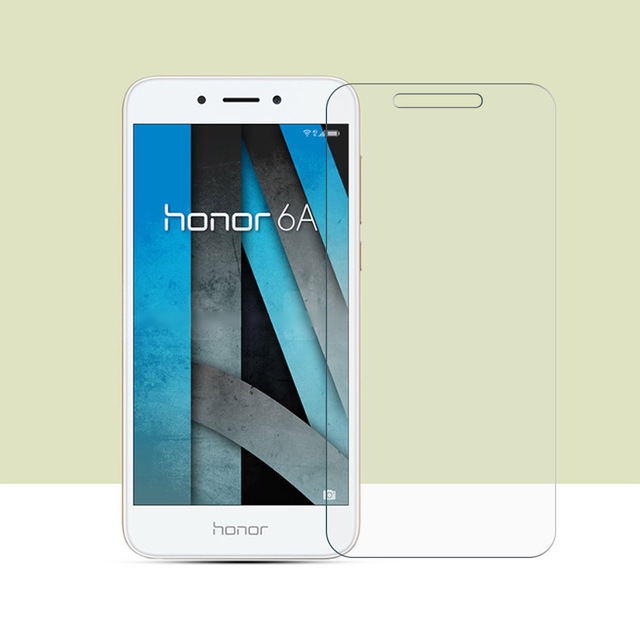 """2pcs Tempered Glass For Huawei Honor 6A Screen Protector Honor 6 A Glass For Huawei Honor 6A DLI TL20 AL10 Protective Film 5.0"""""""
